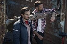 Höstens nya skjortor från Snickers Workwear