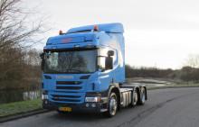 Danske Fragtmænd vælger Scania som eneleverandør