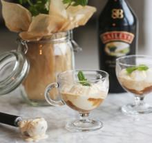 Baileys Affogato - Varmt och kallt till sommarens lata dagar