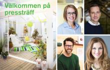 Välkommen till pressträff hos Skånska Byggvaror i Barkarby (Stockholm) 7 april