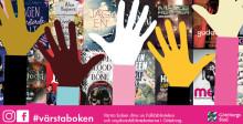 Gratis bok till stadens ungdomar