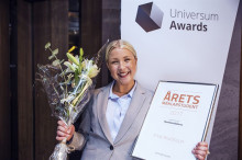 Irma Arvidsson Awarded Real Estate Broker Student of the Year 2017