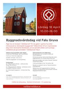 Program byggnadsvårdsdag