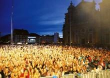 Imorgon startar Kalmar Stadsfest