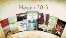 Bazars utgivelser og forfatterbesøk - høsten 2013