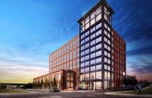 Skanska bygger huvudkontor i Tennessee, USA, för cirka 590 miljoner kronor