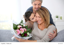 Blumen suchen, Blumen schenken -  Mit Das Örtliche am Muttertag
