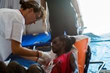 Läkare Utan Gränser uppmanar EU att ta sitt ansvar för att inte äventyra migranters liv
