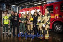Blåljusgalan på Cirkus i Stockholm den 4-maj 2019