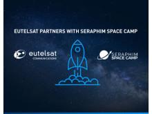 Eutelsat arbeitet mit Seraphim Space Camp für beschleunigte Entwicklung von Raumfahrtechnologie Start-ups zusammen