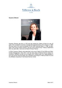 Profile of Susanne Ollmann