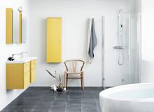 Smart dusjløsning som passer alle bad