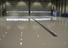 Flere vil ha fugefrie betonggulv