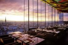 Das Loft im Sternenhimmel: Renommierter Guide Michelin zeichnet das Restaurant des Sofitel Vienna Stephansdom mit einem Michelin-Stern aus