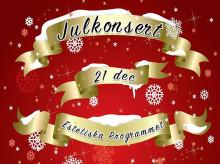 Lindeskolans estetiska program presenterar sig med julkonsert