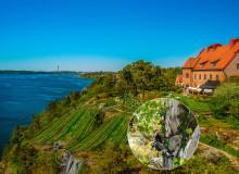 Kompostjord med superkrafter ger oanad tillväxt på Högberga Gård