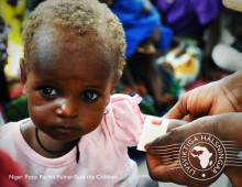 Svältkatastrofen i Västafrika är nu ett faktum