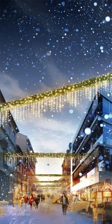 Jul i Frederiksgade