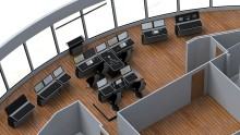 Carnival selects KONGSBERG integrated bridge with dynamic positioning functionality for new expedition cruise ships