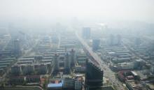 Forskningssamarbete om luftföroreningar och fotokemisk smog i Kina
