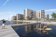 Endnu 29 lejligheder sættes til salg på havnen
