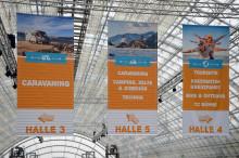 Urlaubsinspiration und Camping-Ausstattung auf der Touristik & Caravaning 2019