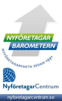 Nyföretagarbarometern: 1 499 färre företag tom juni 2013