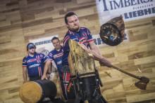 Verdens største mesterskap i tømmersport kommer til Gøteborg
