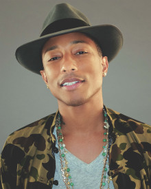 Pharrell Williams släpper nytt album 2014