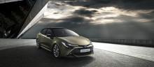 Nye Toyota Auris – sterkere hybridmotor og sportsligere design