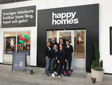 Ny Happy Homes-butik i Visby