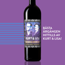 Tredje gången gillt för vinsuccén Kurt & Lisa!