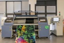 Epson viser de nyeste digitale tekstilutskriftsløsningene på Heimtextil 2017