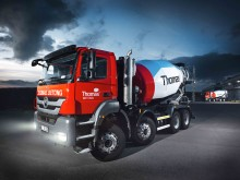 Thomas Concrete Group fortsätter sin expansion i USA
