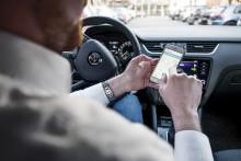 Ny digital tjänst visar lediga parkeringsplatser i Västerås