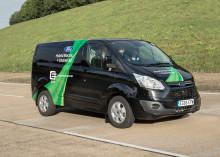 Bemutatkozik A Ford Transit Plug-in Hybrid áruszállító