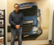 Uusi DAF myyjä Kaakkois-Suomeen