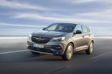 Opel Grandland X med extremt ren och snål turbodiesel