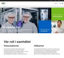 APL lanserar ny webb