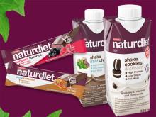 Äntligen nya goda smaker från Naturdiet