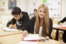 Betygsresultaten i grundskolan förbättras
