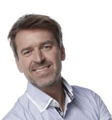 Hans-Henrik Merckoll tar over rollen som salgsdirektør for de største kundene i HP Norge