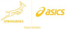 ASICS gratulerar stolt sydafrikanska Springboks till världscupsegern i rugby