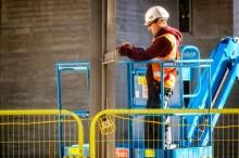 Materieelbeveiliging voor alle soorten hoogwerkers/hijskranen