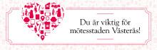 Möten för miljoner i Västerås – lokala värdar hyllas
