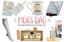 8 härliga presenttips till Mors dag