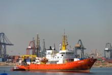UNHCR välkomnar Maltas beslut att ta emot fartyget Aquarius
