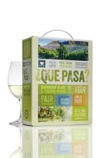 ¿Qué Pasa? - ekologisk lansering på schyssta villkor!