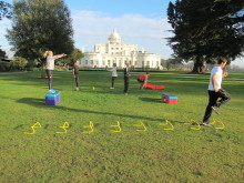 31 Days of a Gloriously Clear Mind with the help of Stoke Park