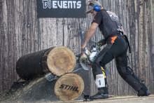 Ferry Svan laddar för sitt första världsmästerskap